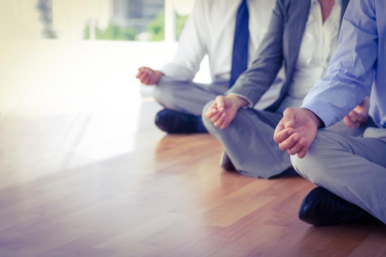 Yoga für Ihre Mitarbeiter