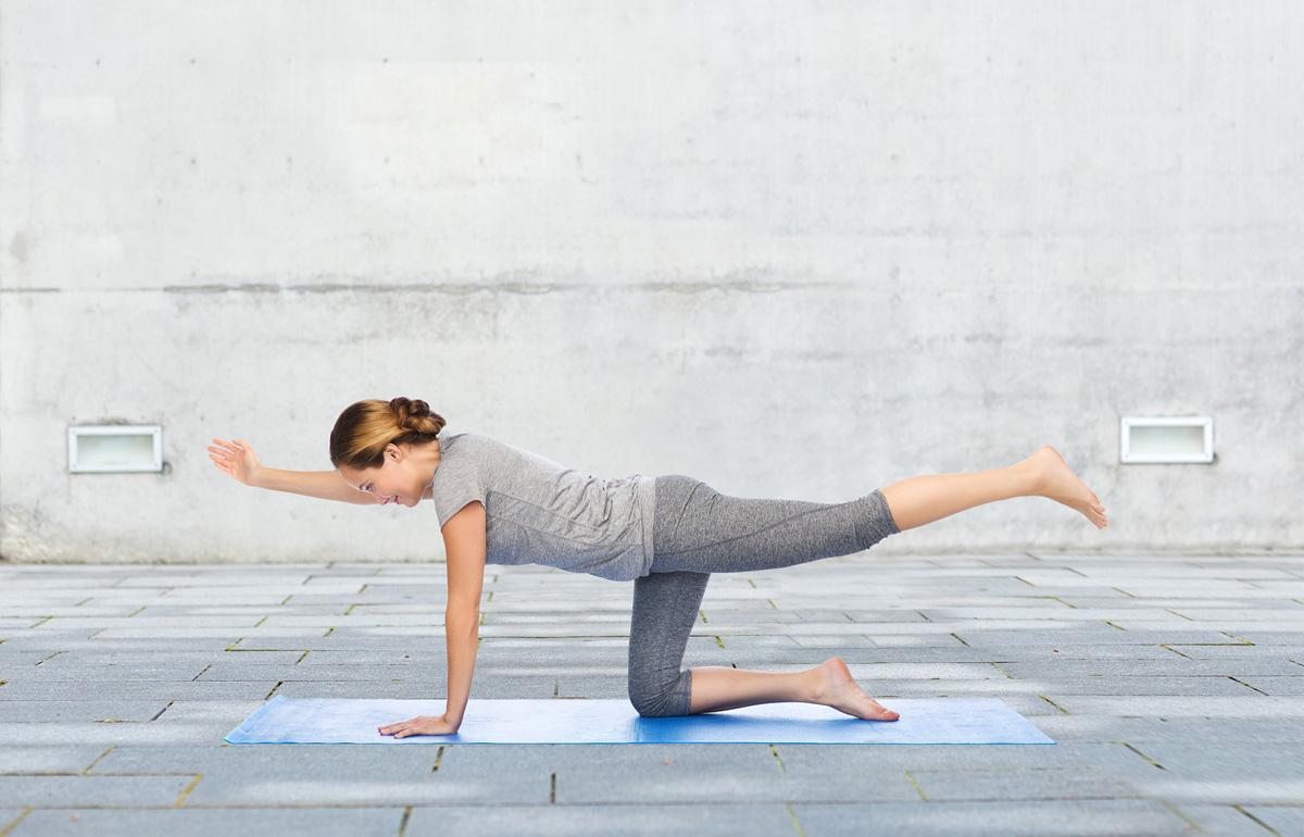 Yogasan | Rücken Yoga