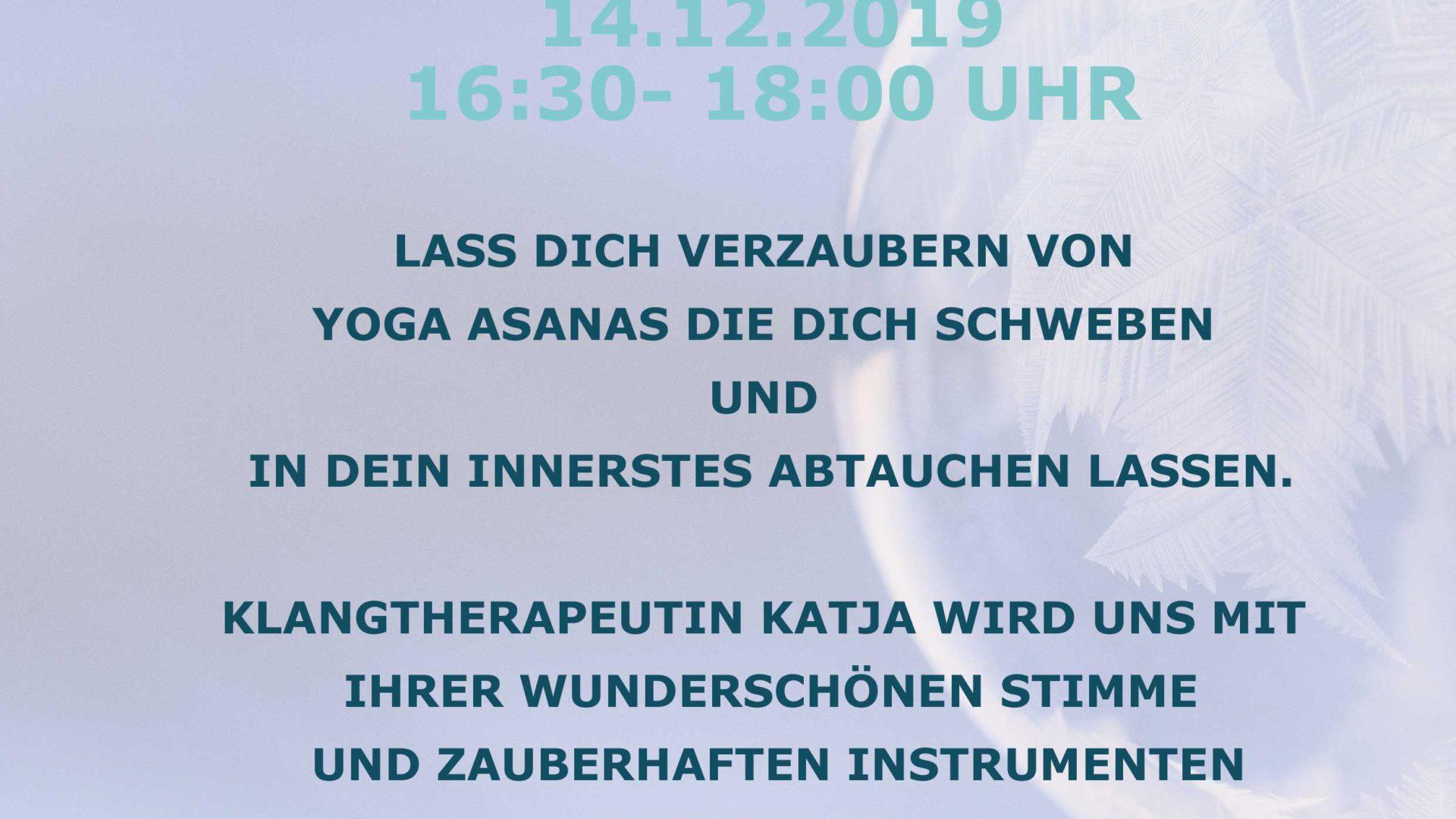 Yoga Special Yoga und Klang