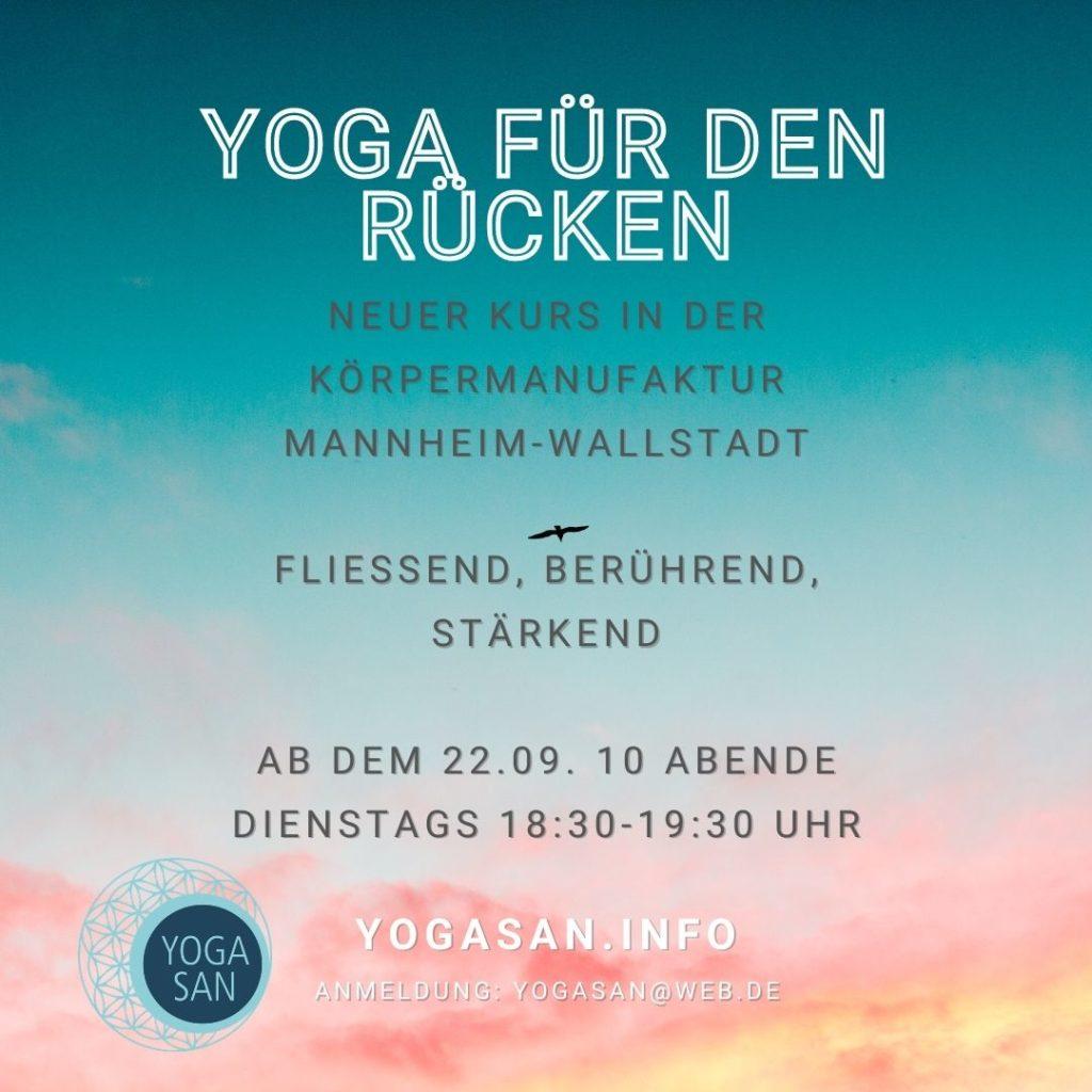Yoga Mannheim Wallstadt