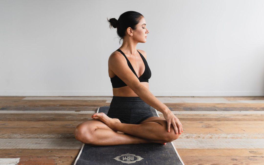 Mit Yoga anfangen im neuen Jahr?